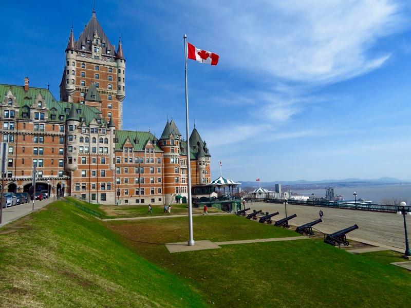 Québec élue meilleure destination au Canada!