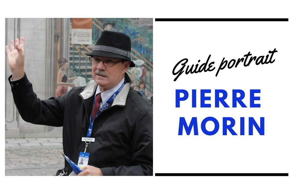 Guide portrait : Pierre Morin